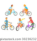 bike, bicycle, vector 30236232