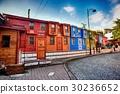 Colorful ottoman houses 30236652
