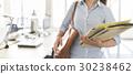 公司裡 事業女性 商務女性 30238462
