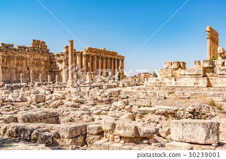 建筑 神殿 毁灭 30239001