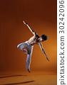舞蹈 跳舞 高举双手 30242096