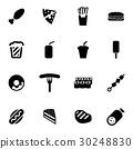 food icon fastfood 30248830