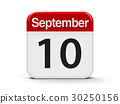 10th September 30250156