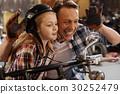 摩托车 女孩 少女 30252479