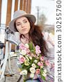 bike woman city 30255760