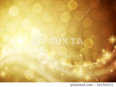 金抽象背景材料 30256055