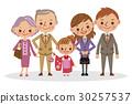 vector vectors family 30257537