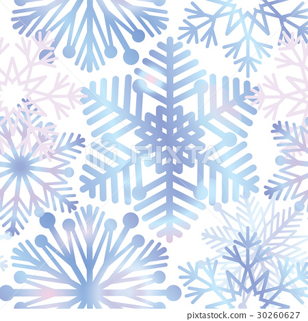 Holiday Christmas Background.Snow Pattern Winter Holiday Christmas Background Stock
