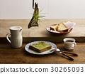 식빵, 토스트, 구운 빵 30265093