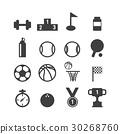 Sport icons 30268760