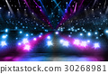 concert light with purple flare 30268981