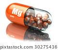 Manganese magnesium Mg element pill. 30275436