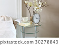 Clock, Book and Cup 30278843