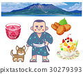 คาโกชิมะ,กิโมโน,การท่องเที่ยว 30279393