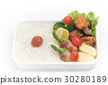 japanese traditional bento 30280189