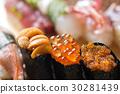 성게, 초밥, 스시 30281439