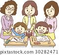 นักเรียนประถม,วันเปิดเรียน,เรียน 30282471