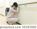 ผู้ป่วยที่มีสภาพร่างกายแย่ลง 30283082