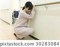 ผู้ป่วยที่มีสภาพร่างกายแย่ลง 30283084