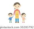 护士 幼儿园儿童 保育员 30283792