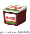 味噌 矢量 发酵食品 30283878