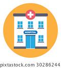 Hospital building 30286244