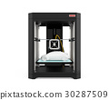 printer, 3d, three 30287509