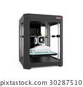 printer, 3d, three 30287510