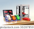 printer, 3d, three 30287850