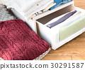 새 단장 수납 정리 정돈 겨울 의류 30291587
