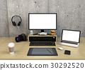 桌子 桌面 電腦 30292520