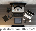 桌子 桌面 電腦 30292521