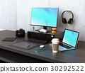 桌子 桌面 在桌上 30292522