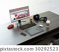 桌子 桌面 電腦 30292523
