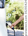 Charging battery of an electric car 30293424