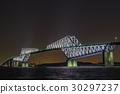 東京京門大橋 橋 橋樑 30297237