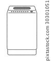 洗衣机 简单 简介 30301051
