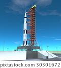 火箭 計算機圖形圖像 計算機圖形 30301672
