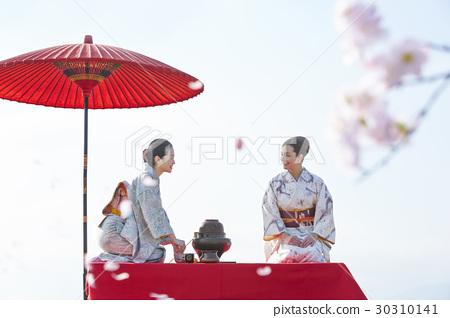 日本茶圖像視覺 30310141