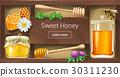 蜂蜜 向量 向量圖 30311230