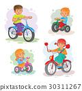 bicycle, set, children 30311267