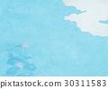 莲花 蓝天 蓝蓝的天空 30311583