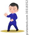 太極 武術 拳法 30316352