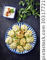 Pelmeni with Yoghurt 30317721