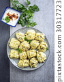 Pelmeni with Yoghurt 30317723