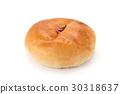 anpan, anpan bread, bean-jam bun 30318637