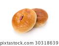 anpan, anpan bread, bean-jam bun 30318639