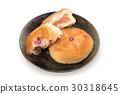 anpan, anpan bread, bean-jam bun 30318645