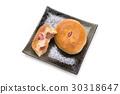 anpan, anpan bread, bean-jam bun 30318647