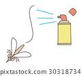杀虫剂 蚊子 喷射 30318734
